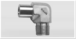 25 mm Tube OD -Stainless Steel Union Elbow SS-25MO-9 Tube Fitting Swagelok